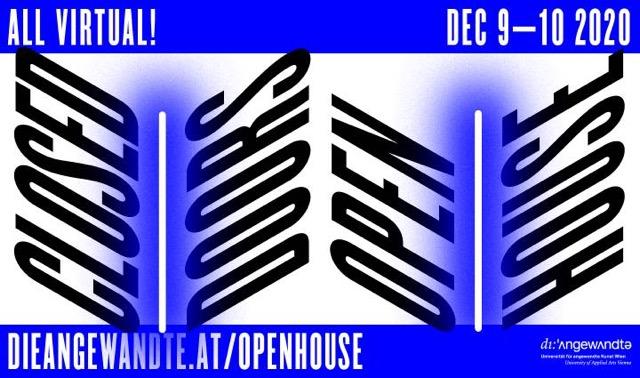 Open House - Closed Doors
